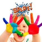 messy church poster image 2