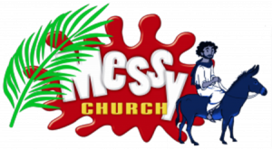 messy church palm sunday